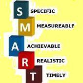 СМАРТ (SMART) - принцип, на соответствие которому полезно проверять поставленные цели